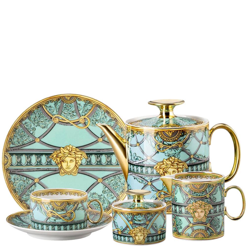 Чайный сервиз Rosenthal Versace Scala Palazzo Verde