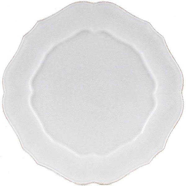 Блюдо белое Costa Nova Impressions 34см