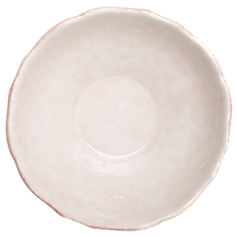 Белая пиала Costa Nova Impressions из керамики