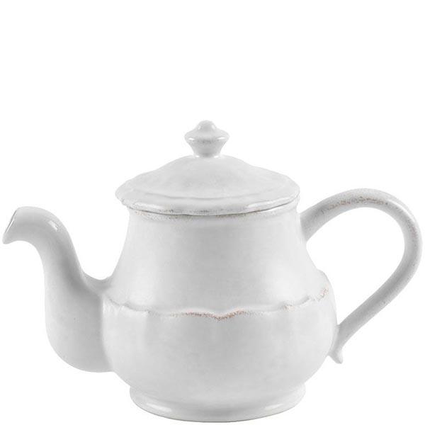 Белый заварник для чая Costa Nova Impressions 1.3л