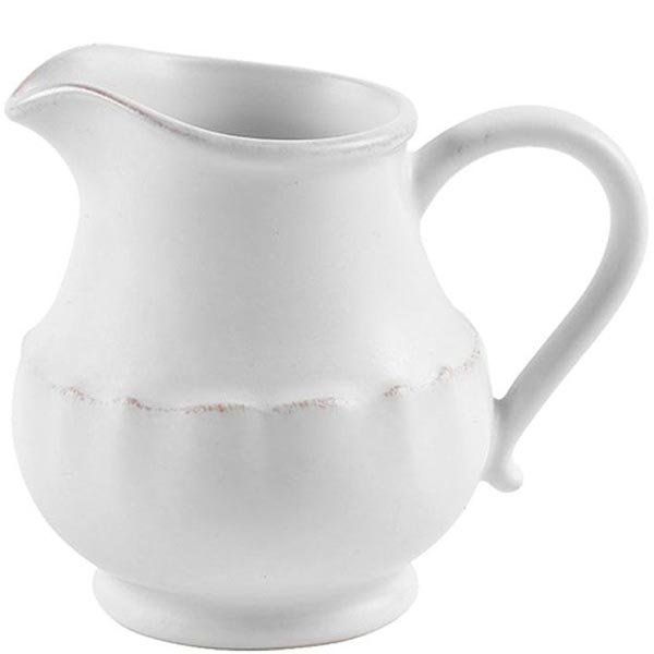 Молочник белый Costa Nova Impressions 370мл