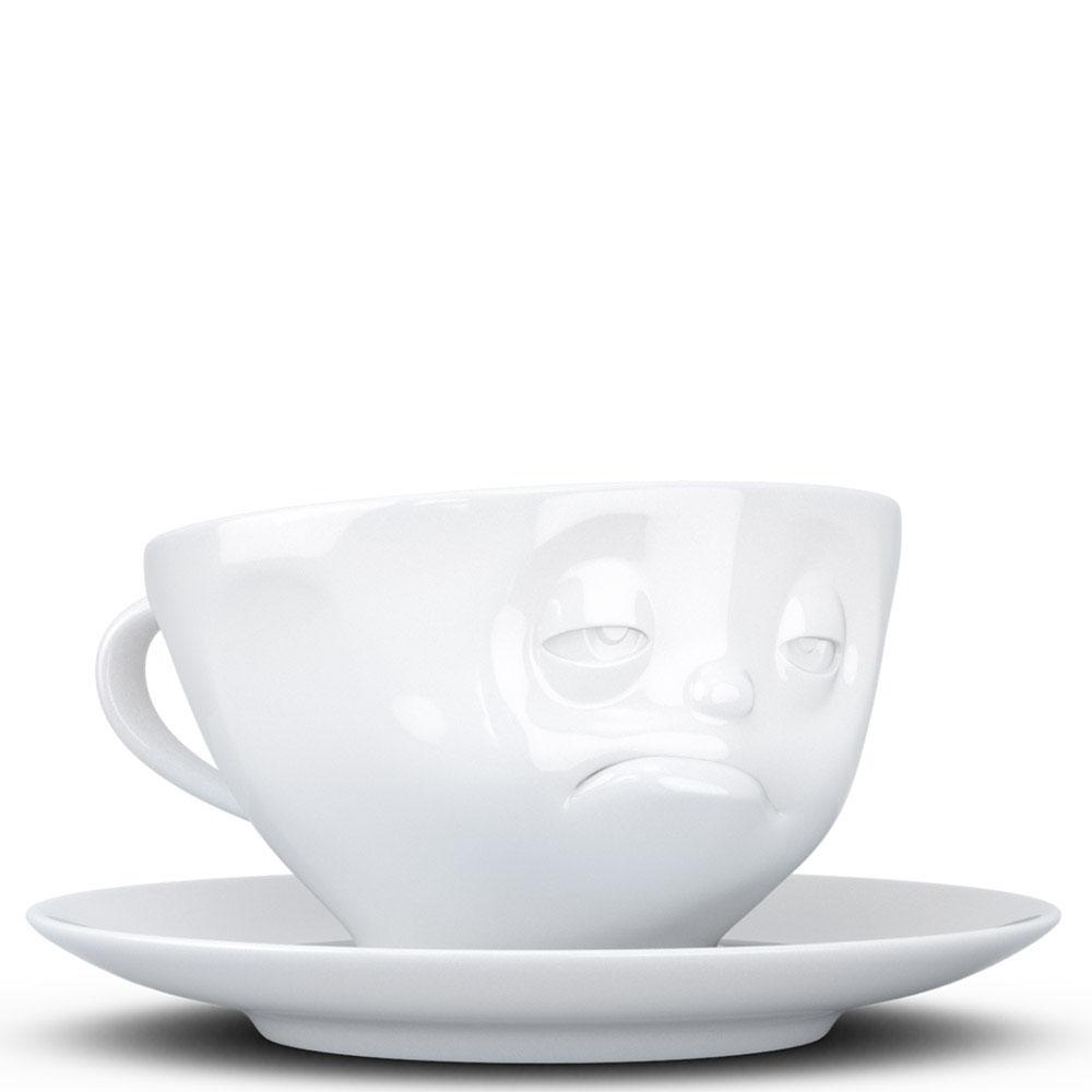 Чашка с блюдцем Tassen Snoozy