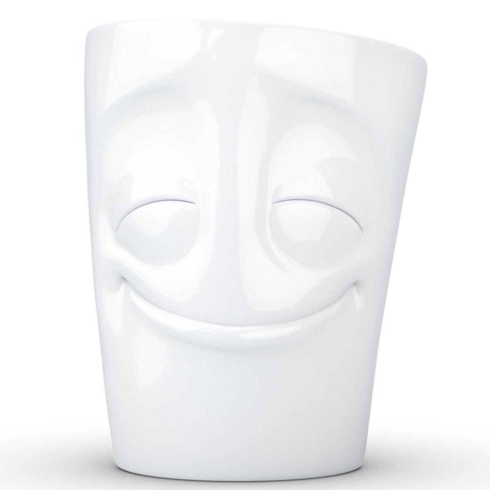 Чашка Tassen Cheery глянцевая белая