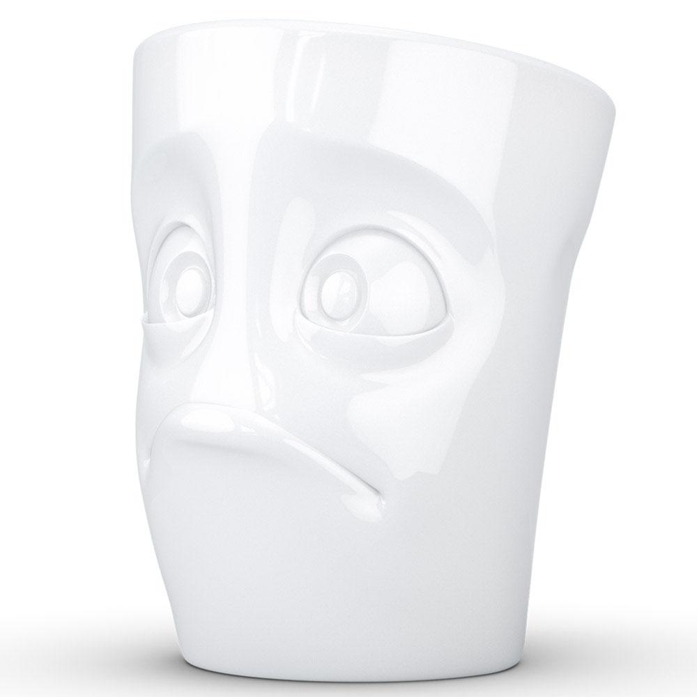 Чашка с ручкой Tassen Baffled глянцевая