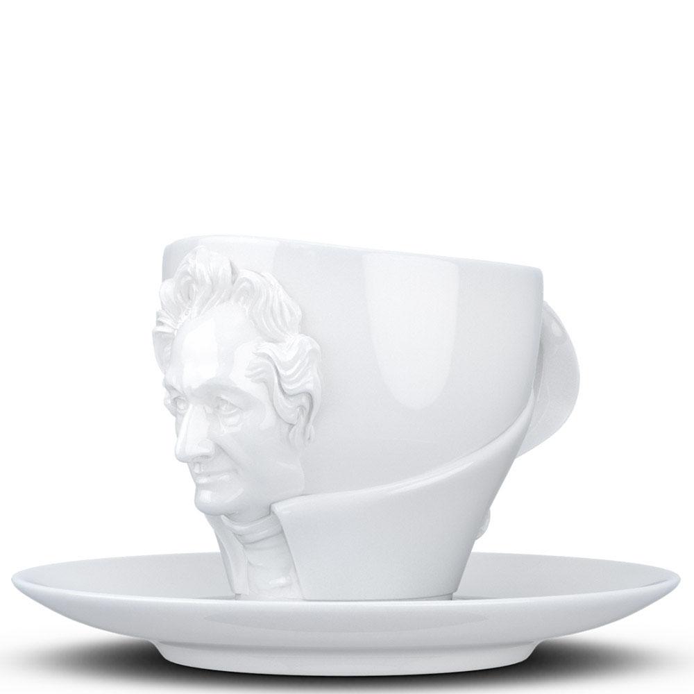 Чашка с блюдцем Tassen Johann Wolfgang von Goethe