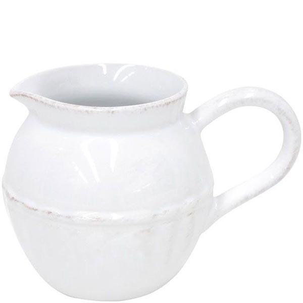 Молочник белый Costa Nova Alentejo 420мл