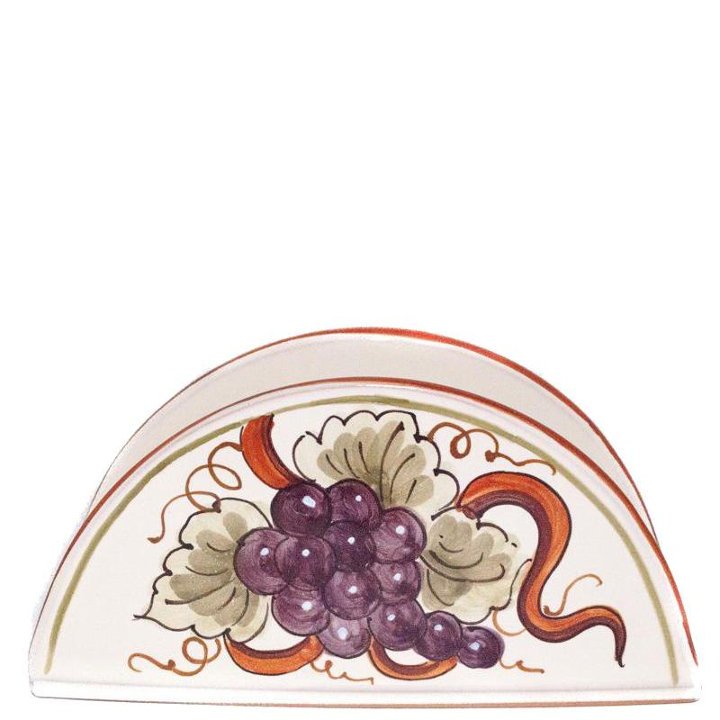 Салфетница L'Antica Deruta Frutta Di Campo