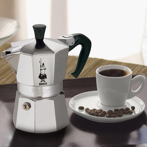 Кофеварка гейзерная Bialetti Moka Express 240мл, фото