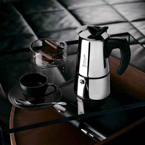 Кофеварка гейзерная Bialetti Musa 240мл, фото