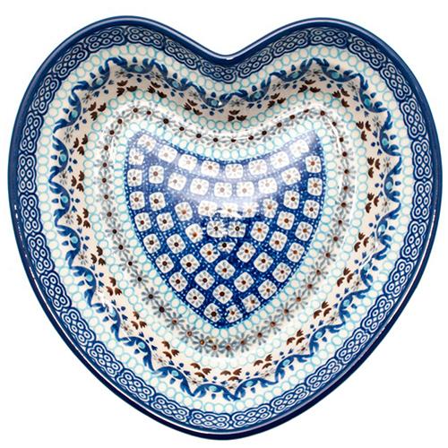 Пиала Ceramika Artystyczna Марракеш сердце, фото