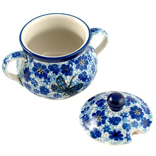 Сахарница Ceramika Artystyczna Стрекоза, фото