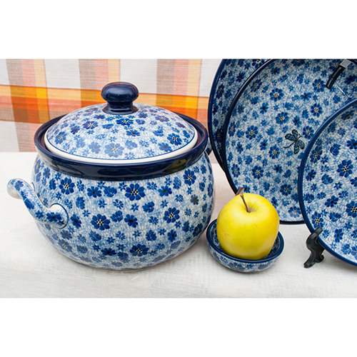 Супница Ceramika Artystyczna Стрекоза, фото