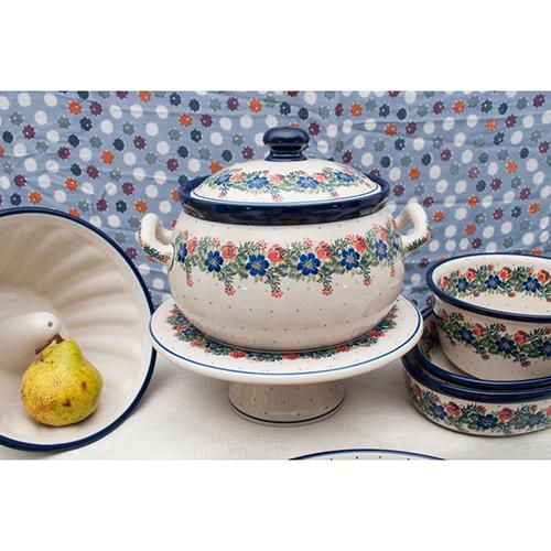 Супница Ceramika Artystyczna Лесной веночек, фото