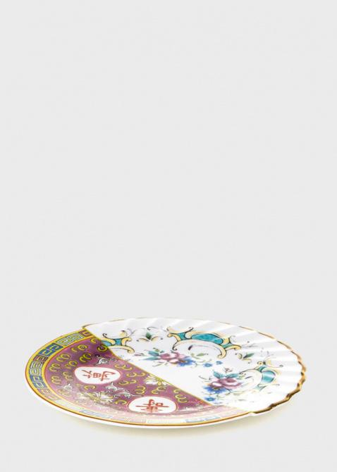 Тарелка для десертов Seletti Hybrid Eudossia, фото