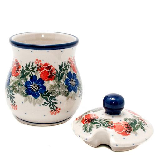 Банка для меда Ceramika Artystyczna Лесной веночек, фото