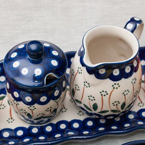 Банка для меда Ceramika Artystyczna Весенний сад, фото