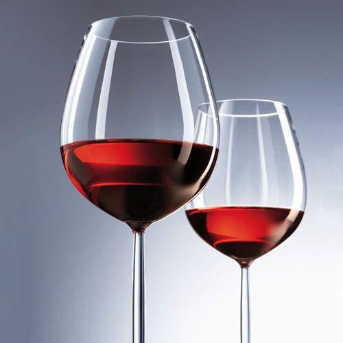 Бокал Schott Zwiesel Diva для красного вина или воды 613 мл из прочного хрустального стекла, фото