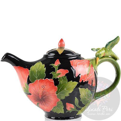 Заварочный чайник Blue Sky Гибискус, фото