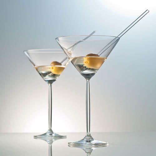 Бокал Schott Zwiesel Diva для мартини 251 мл из прочного хрустального стекла, фото