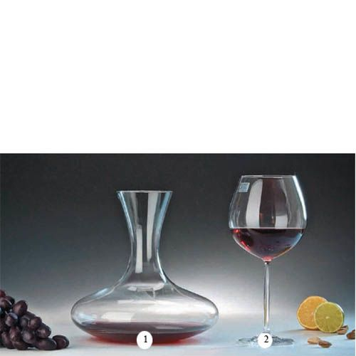 Широкий бокал Schott Zwiesel Classico для красного вина 814 мл из прочного хрусталя, фото