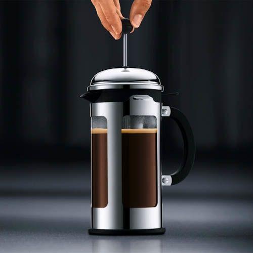 Кофейник Bodum Chambord френч-пресс 0.35л, фото