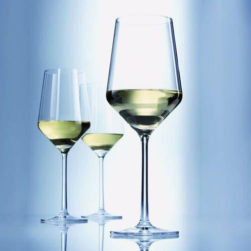 Бокал Schott Zwiesel Pure для белого вина 408 мл из ударопрочного хрустального стекла, фото