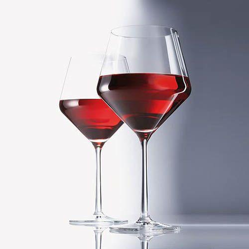 Бокал Schott Zwiesel Pure для красного вина 692 мл из ударопрочного хрустального стекла, фото