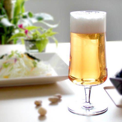 Набор бокалов Schott Zwiesel Beer Basic для пива 393 мл из ударопрочного хрустального стекла, фото