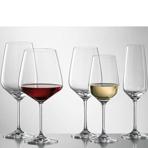 Бокал Schott Zwiesel Taste для красного вина 497 мл из крепкого хрустального стекла, фото
