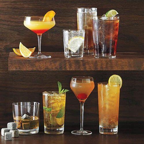 Набор бокалов для коктейля Schott Zwiesel Basic Bar Selection 187 мл из ударопрочного хрустального стекла, фото