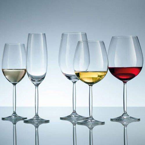 Бокал Schott Zwiesel Diva Living для белого вина 460 мл из прочного хрустального стекла, фото