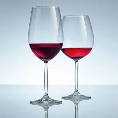 Бокал Schott Zwiesel Diva Living для красного вина 591 мл из ударопрочного Tritan, фото