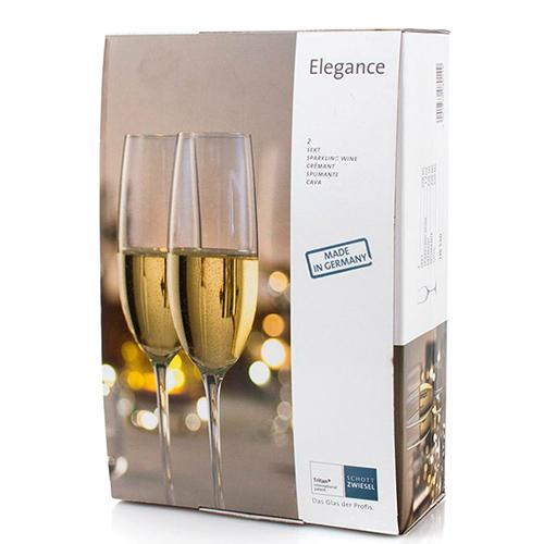 Бокалы для шампанского Schott Zwiesel Elegance, фото