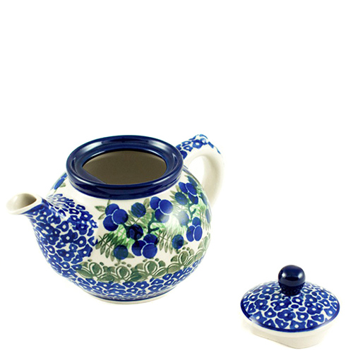 Заварочный чайник Ceramika Artystyczna Ягодная поляна, фото