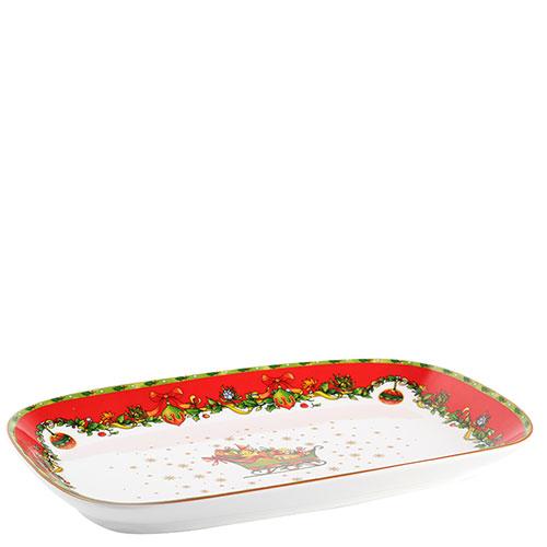 Блюдо Palais Royal Рождественские колокольчики, фото