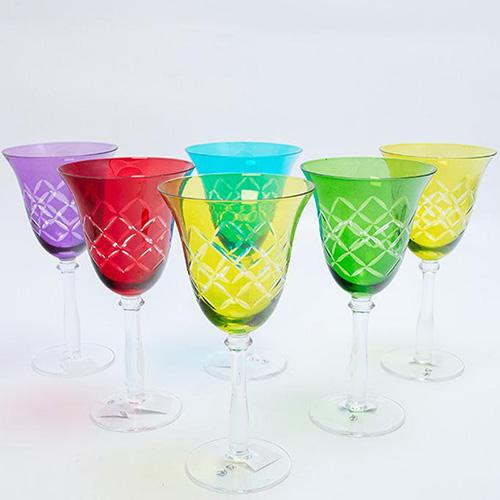 Набор бокалов для вина HOFF Interieur Fidelio 6шт, фото