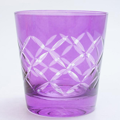 Набор цветных стаканов HOFF Interieur Fidelio 6шт, фото