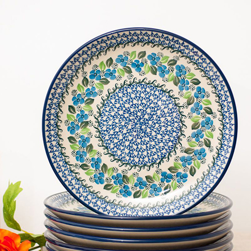 Тарелка Ceramika Artystyczna Вербена, фото