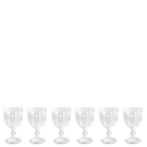 Набор из 6 бокалов Villa d'Este для воды, фото