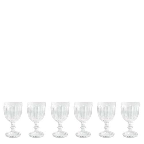 Набор из 6 бокалов Villa d'Este для вина, фото