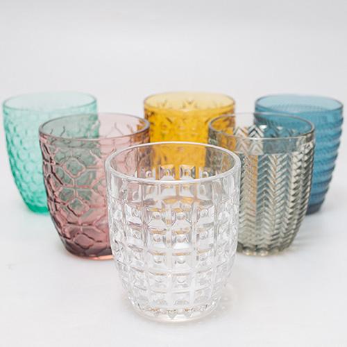 Набор стаканов Villa D'este Geometrie 6шт, фото