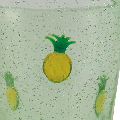 Набор стаканов Villa D'este Hawaii Ananas 6шт, фото