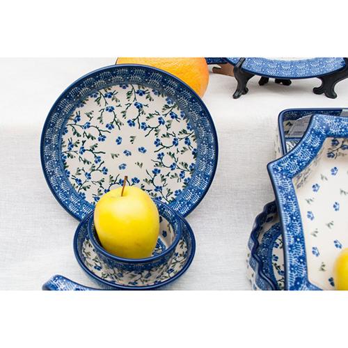 Набор тарелок Ceramika Artystyczna Летний ветерок, фото