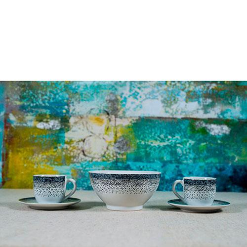 Набор салатных тарелок Bastide Stella, фото