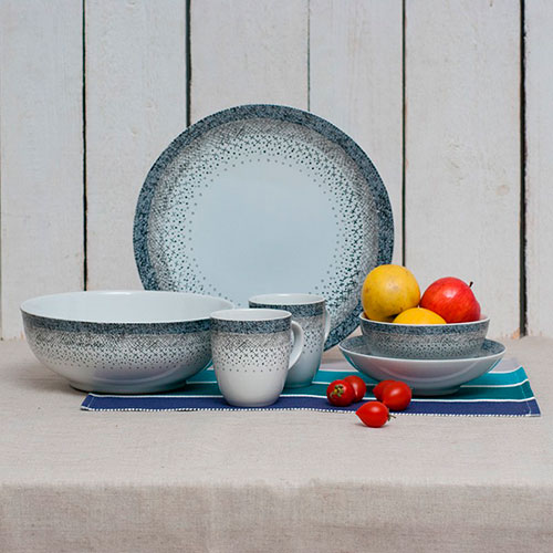 Набор подставных тарелок Bastide Stella, фото