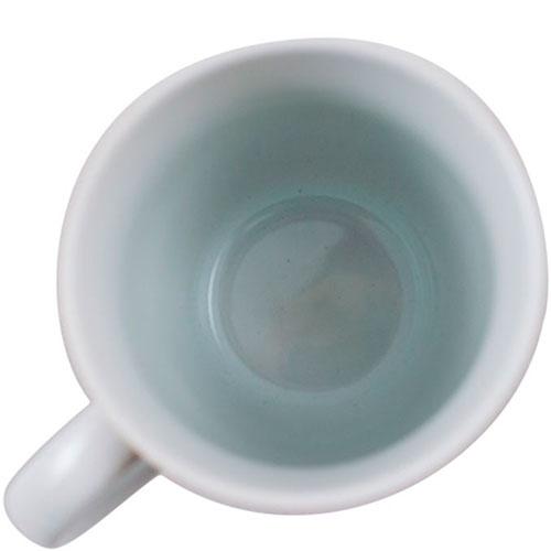 Набор чашек Bastide Stella белого цвета с градиентом 6шт, фото