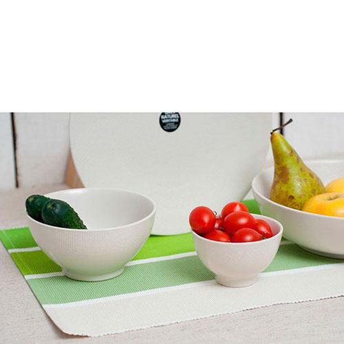 Набор белых пиал для супа Bastide, фото