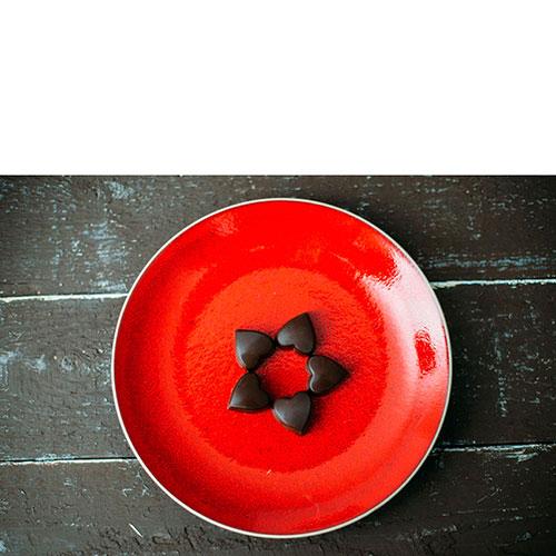 Набор десертных тарелок Bastide Etna, фото