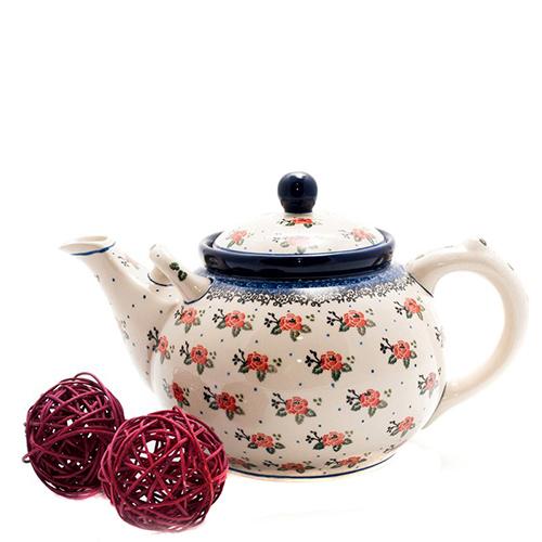 Чайник Ceramika Artystyczna керамический, фото