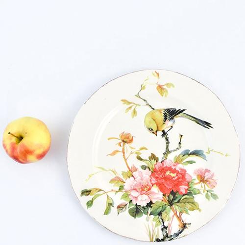 Тарелка обеденная Bizzirri Весна, фото